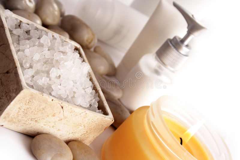 cosmetics series spa στοκ εικόνες με δικαίωμα ελεύθερης χρήσης