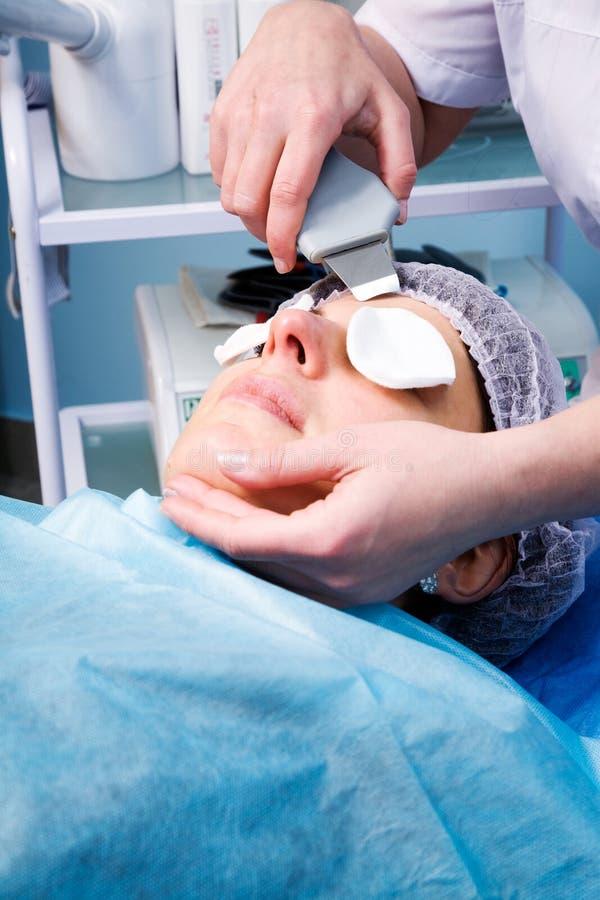 cosmetologist kobiety praca obrazy royalty free
