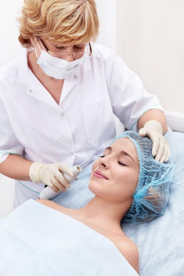 Cosmetology royaltyfria foton