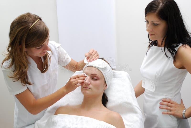 cosmetology στοκ εικόνα με δικαίωμα ελεύθερης χρήσης