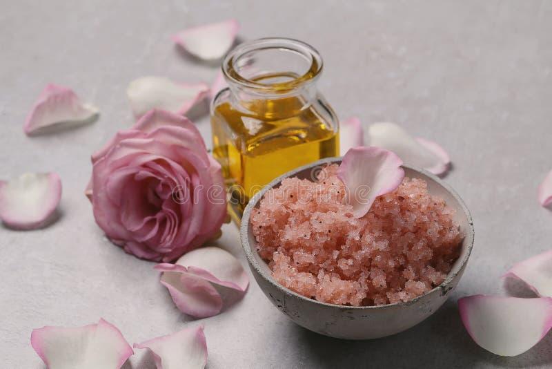 Cosmetology und BADEKURORT stockfoto
