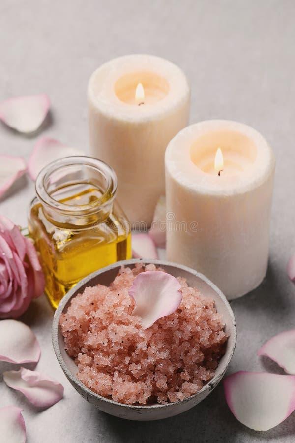 Cosmetology und BADEKURORT lizenzfreie stockfotos