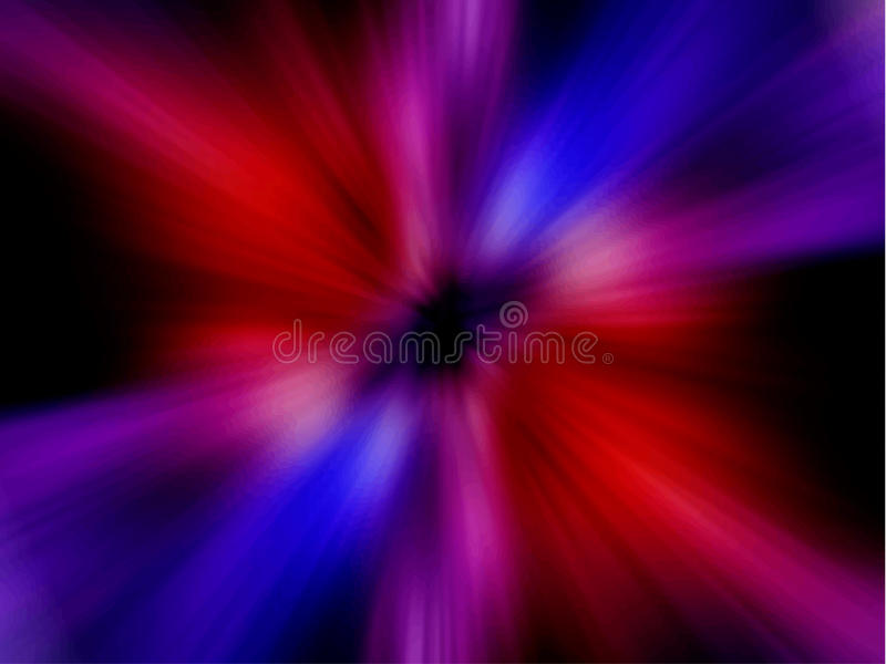 Cosmic background vector illustration