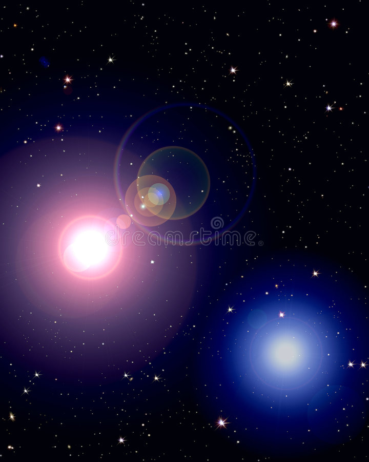 Free Cosmic Sky Royalty Free Stock Photography - 6815307