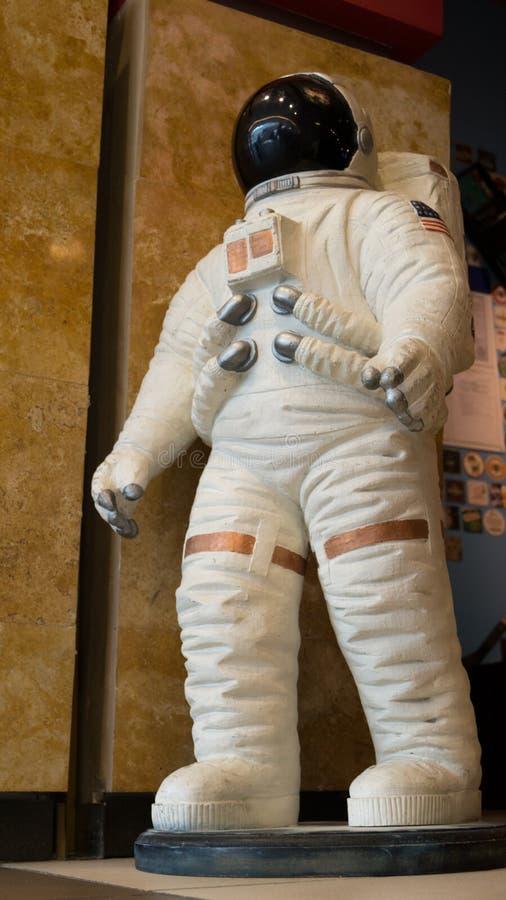 cosmonaute photographie stock libre de droits