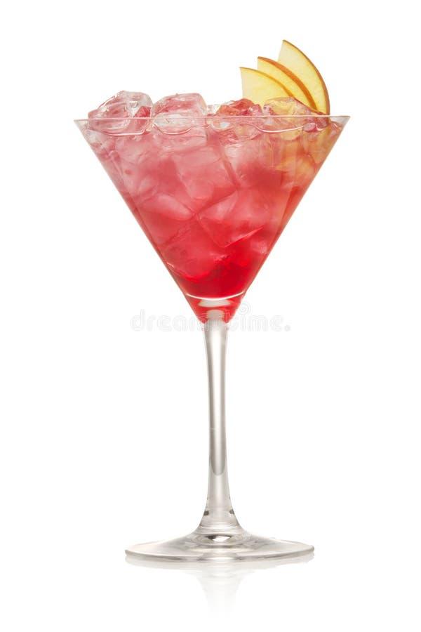 Cosmopolitan cocktail drink. Isolation on a white stock photos