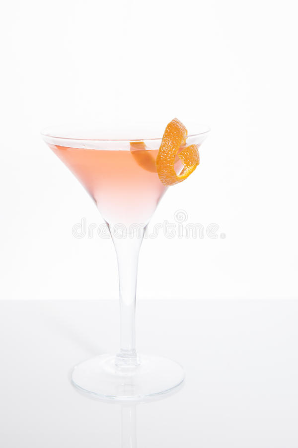 Cosmopolitan Cocktail royalty free stock image