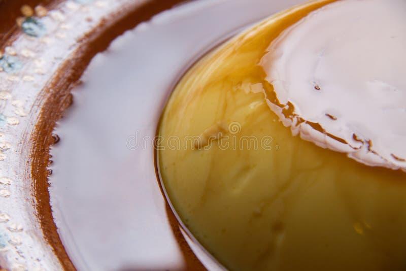 Cospel mexicano con caramelo fotografía de archivo