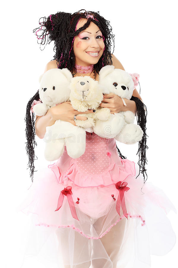 Download Cosplay Woman Stock Photography - Image: 11000732