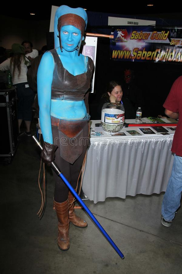 Download Cosplayer At Long Beach Comic And Horror Con, Long Beach Convention Center, Long Beach, CA 10-30-11 Editorial Photography - Image: 21954567