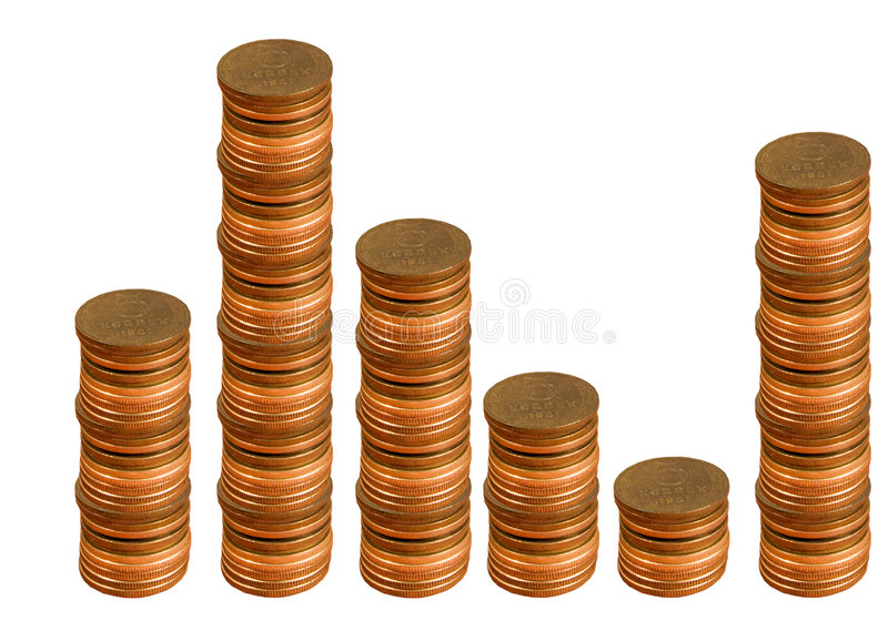Cost control. Cash flow, business, family stock photo