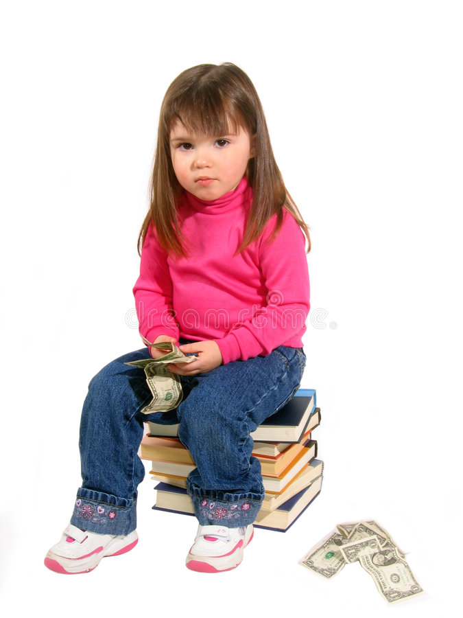 Cost Of Education stock photo