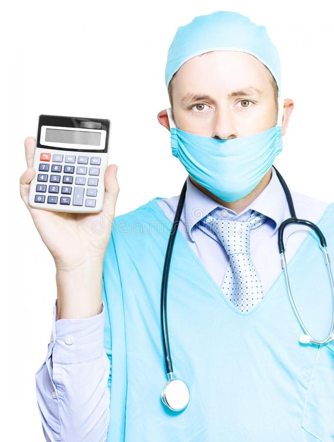 Download Cost of healthcare stock image. Image of health, career - 25589065