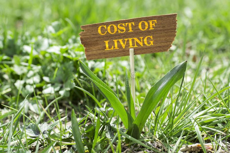 Cost of living stock photos