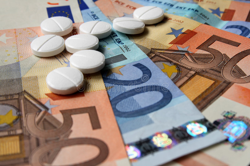 Download Cost Of Medicine Stock Photography - Image: 4487542