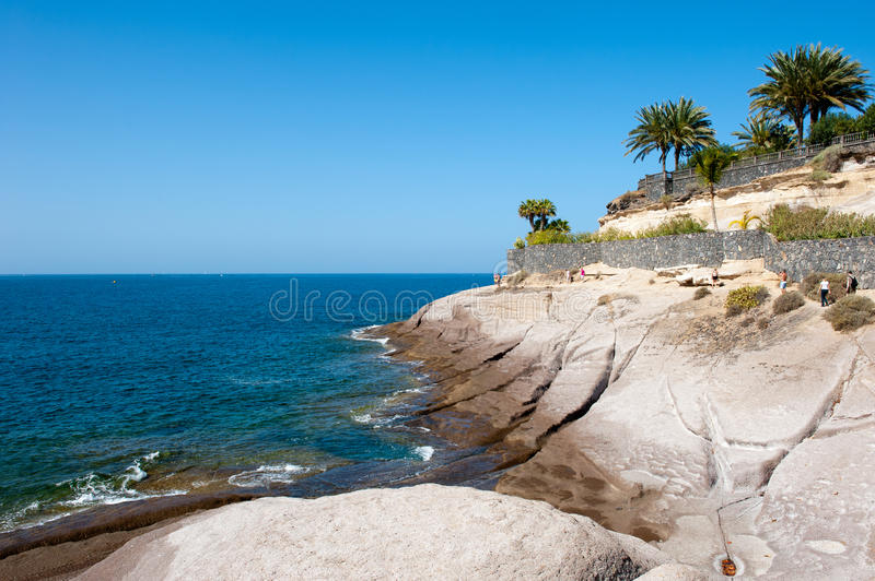 Download Costa Adeje stock photo. Image of sandy, island, destination - 24275460