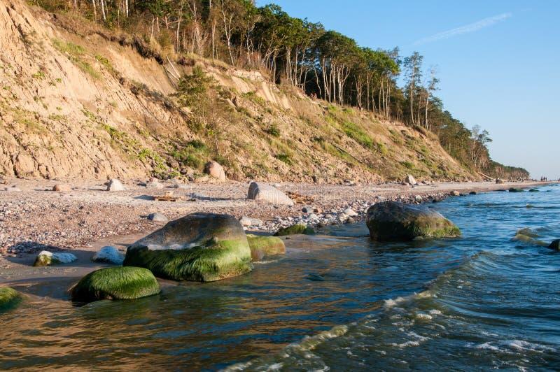 Download Costa báltica imagen de archivo. Imagen de costa, verano - 44855871