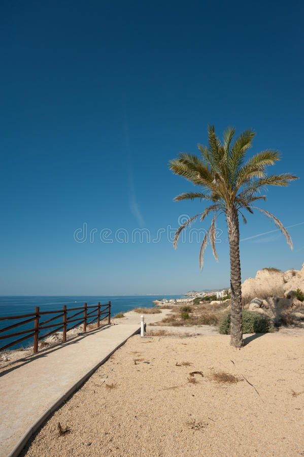 Download Costa Blanca stock photo. Image of landscape, copy, resort - 24979216