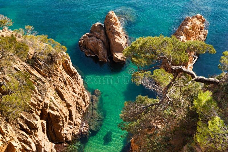 Costa Brava stock images
