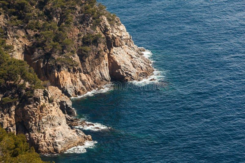 Download Costa Brava stock photo. Image of nature, idyllic, brava - 24778346