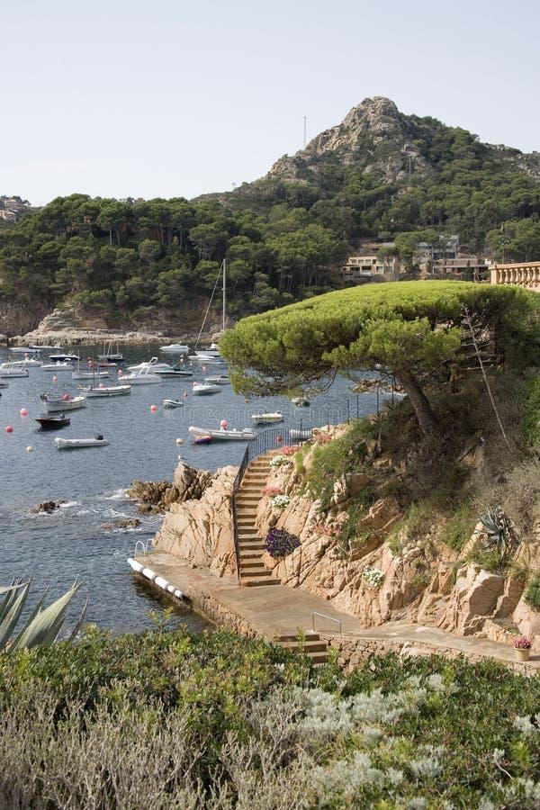 Download Costa Brava fotografia stock. Immagine di distensione - 7311742