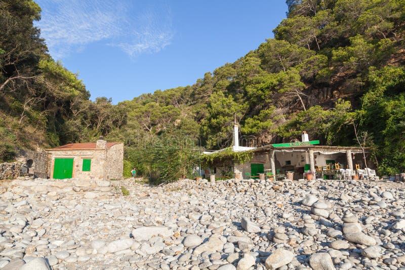 Download Costa Brava stock photo. Image of perdrosa, costa, house - 33574164