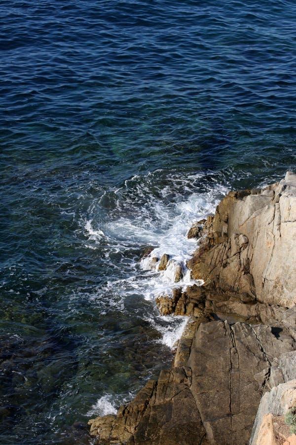 Download Costa Brava, Spagna immagine stock. Immagine di mare - 55360611