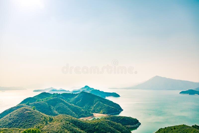 Costa in campagna, Hong Kong immagine stock libera da diritti