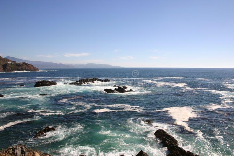 Costa costa de Bofadura fotografía de archivo libre de regalías