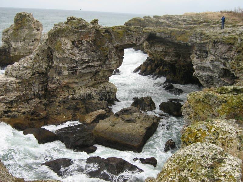 Costa costa de Tuylenovo imagen de archivo libre de regalías