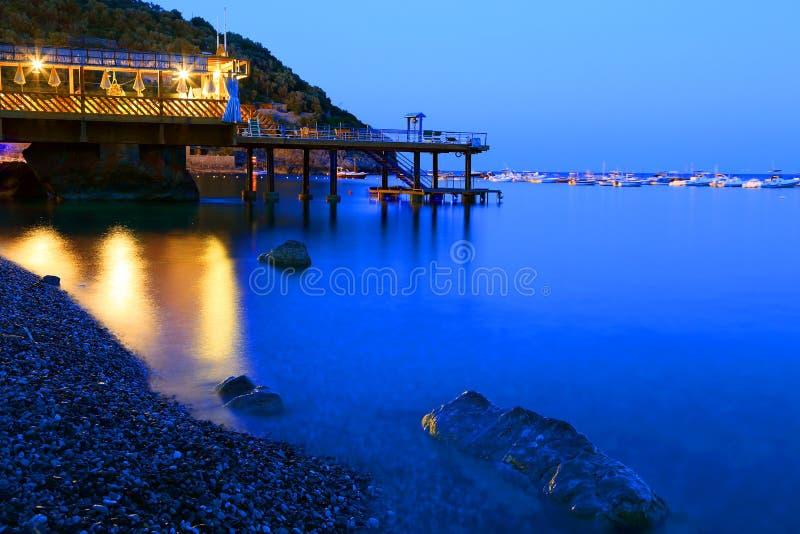 Costa de Amalfi, Itália, Europa imagem de stock royalty free
