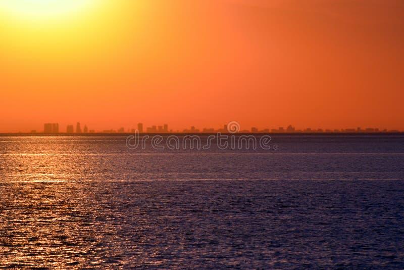 Costa de Buenos Aires fotografering för bildbyråer
