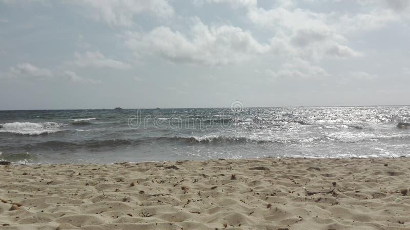 Costa de Ibiza foto de stock royalty free