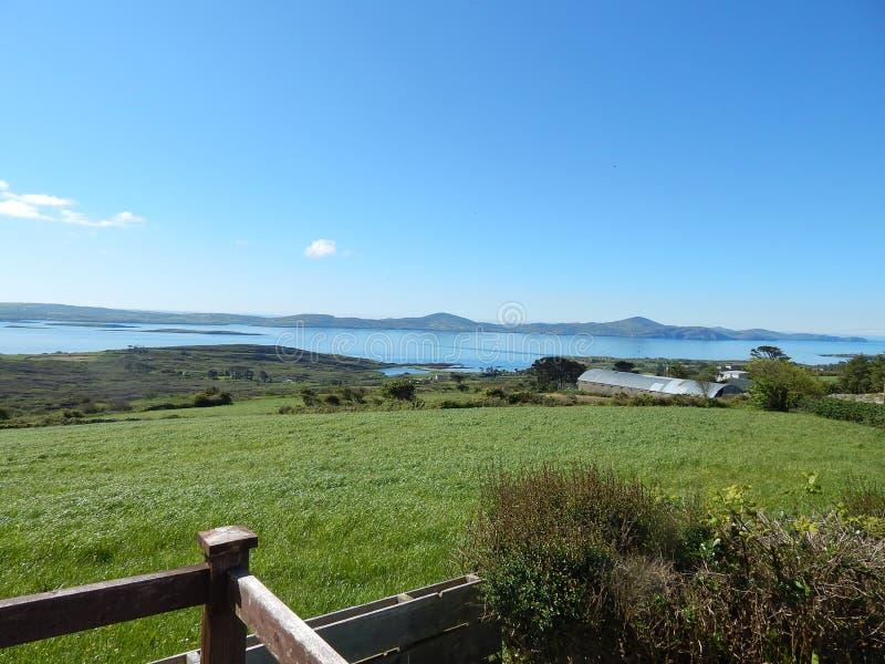 Costa de Ireland foto de stock royalty free