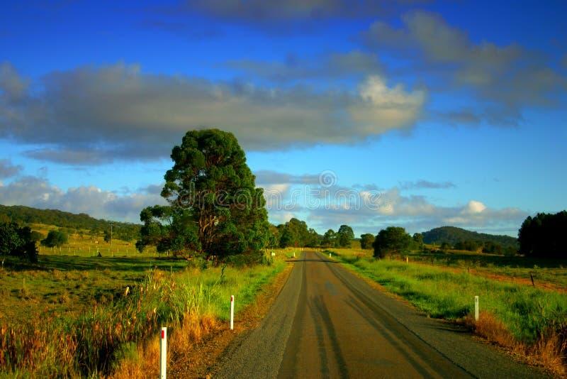 Costa de la sol, Australia fotografía de archivo