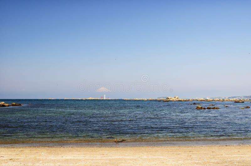 Costa de Manase fotos de archivo