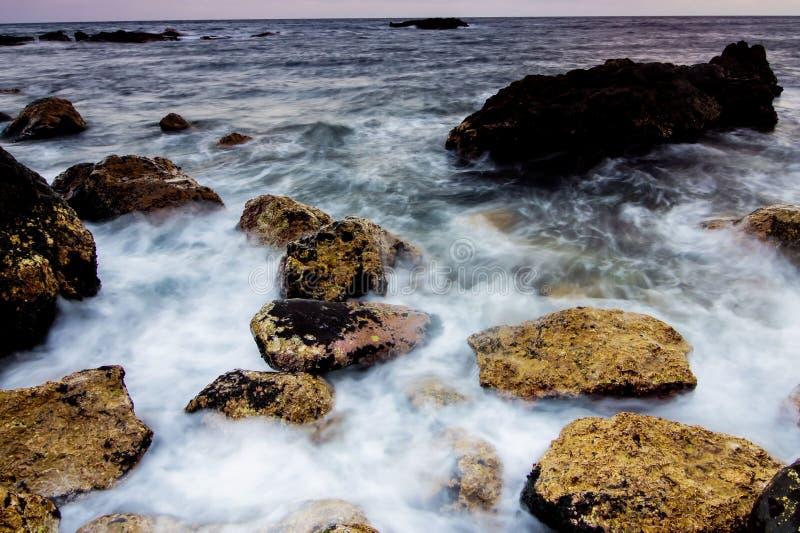 Costa de mar en Tenerife fotografía de archivo libre de regalías