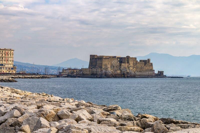 Costa de Nápoles imagenes de archivo