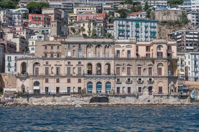 Costa de Nápoles fotos de archivo libres de regalías