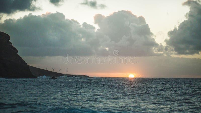 Costa de Tenerife imagen de archivo libre de regalías