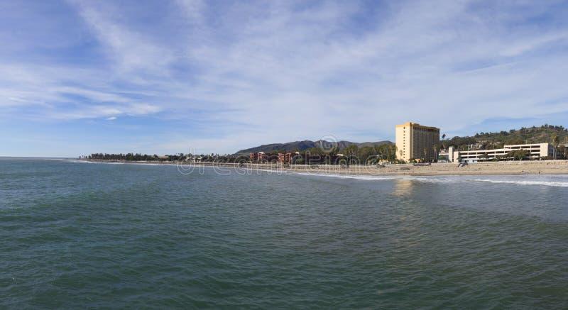 Costa de Ventura, CA fotografía de archivo