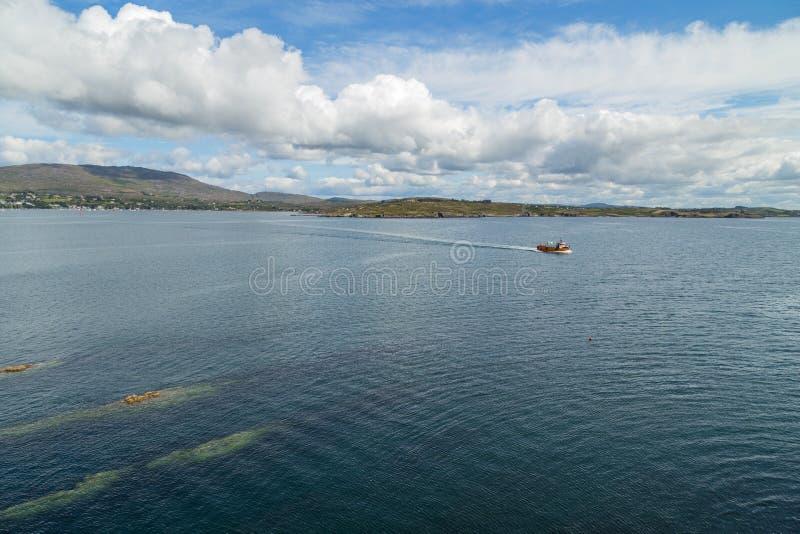 Costa de West Cork foto de archivo libre de regalías