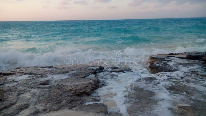 Costa del norte fotos de archivo