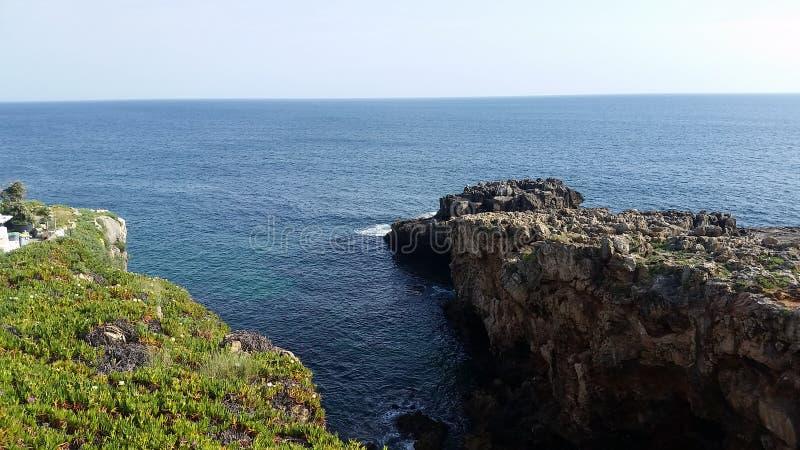 Costa del Portogallo fotografia stock