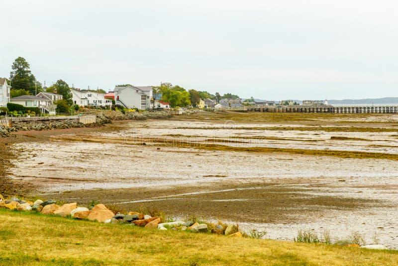 Costa del Saint Andrews fotografie stock libere da diritti