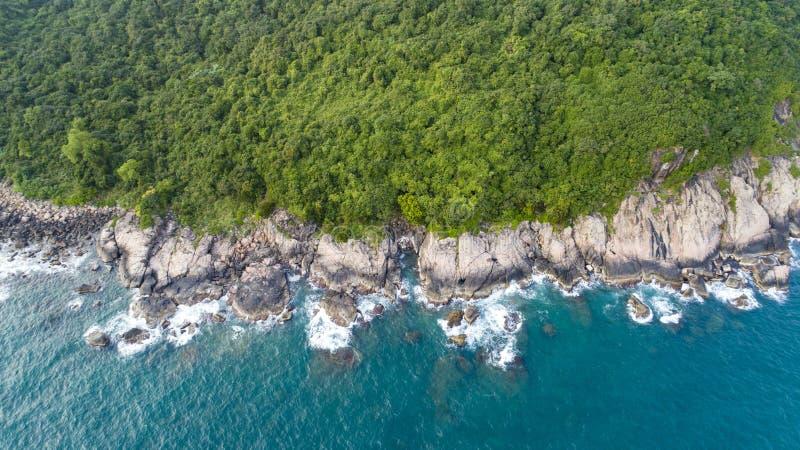 Costa del Vietnam immagini stock