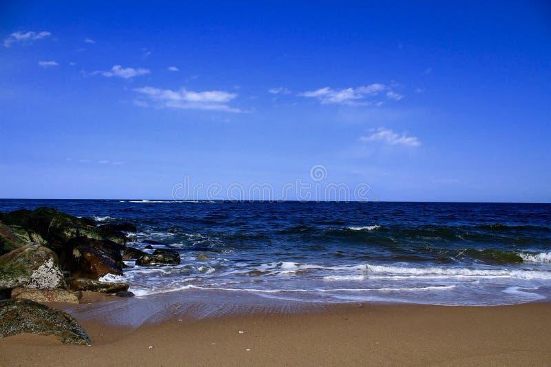 Costa dell'Oceano Atlantico immagine stock libera da diritti