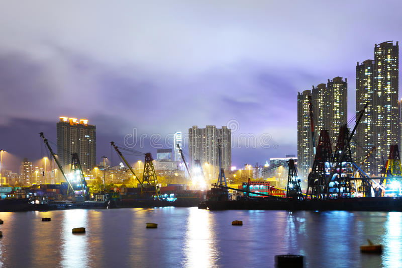Costa di Hong Kong fotografie stock libere da diritti