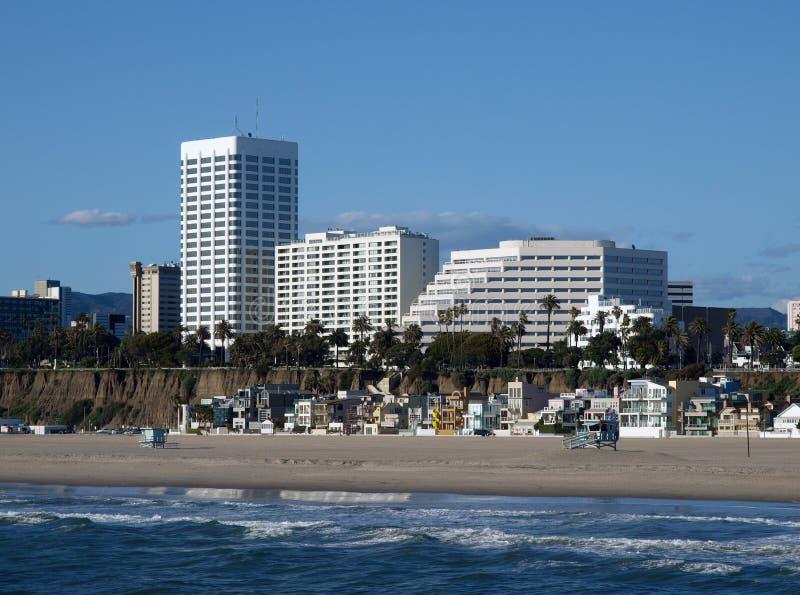 Costa meridional de California fotos de archivo