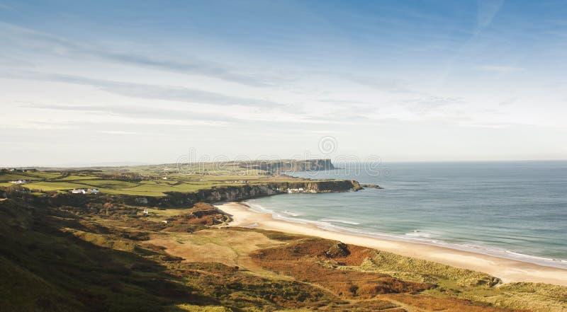 Costa oeste irlandesa imagens de stock royalty free